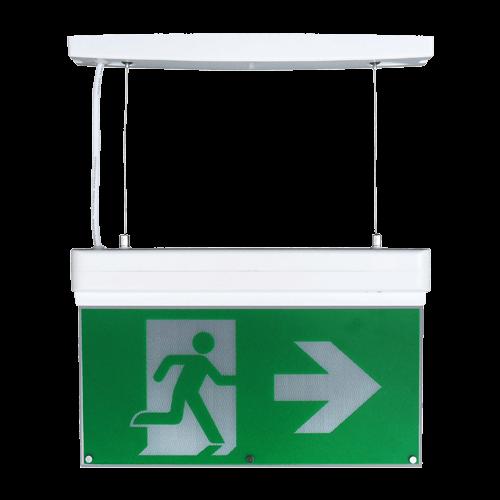 LED Emergency Exit Sign - Salus