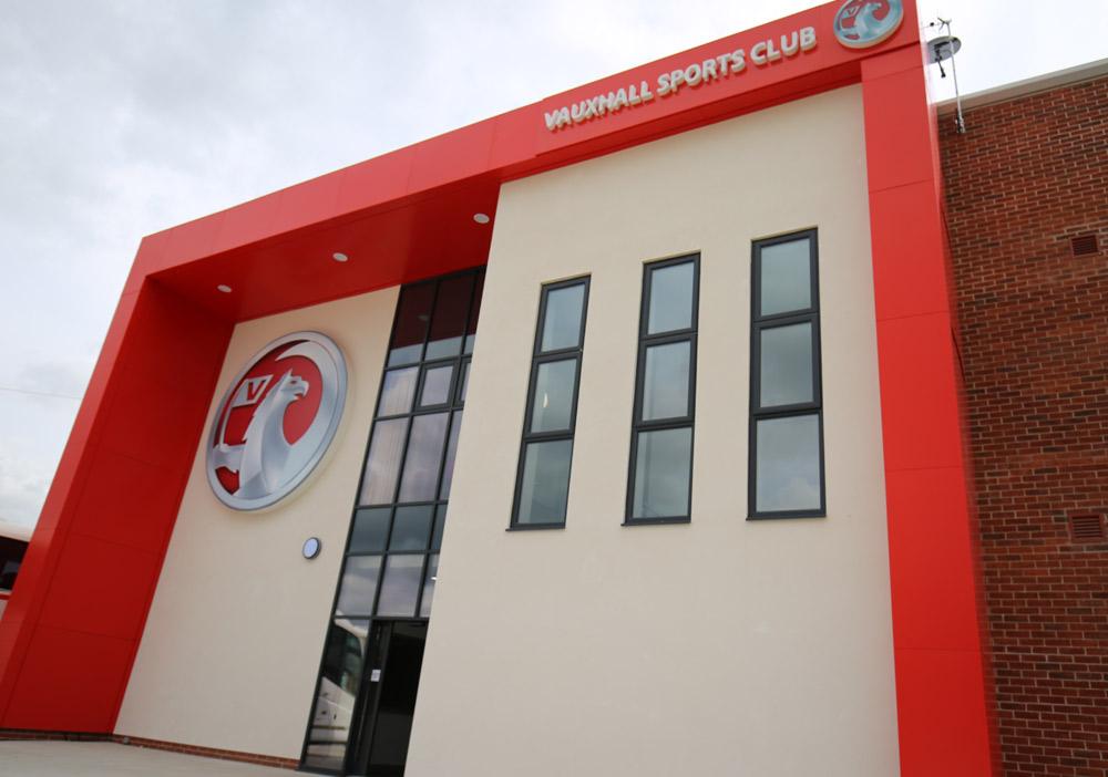 Vauxhall <br>Sports Club