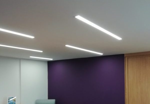 Boardroom Linear Lighting