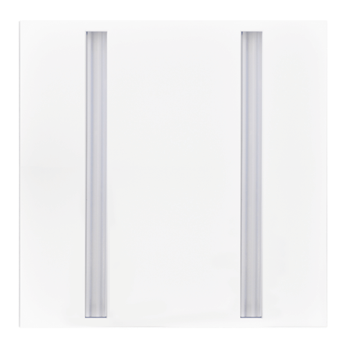 Wall Wash Modular Panel - O2 Wallwasher Diffuser