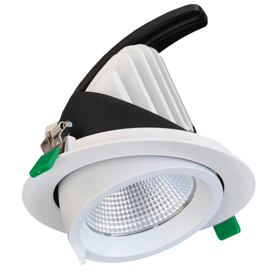 Adjustable Scoop Light - Saturn