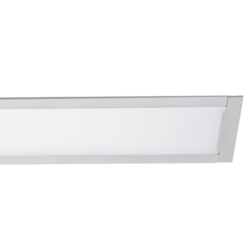 Recessed Linear Lighting System - Estrella Pro Recessed Opal