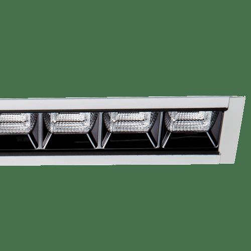 Architectural Recessed Linear Light- Estrella Pro Square Aperture