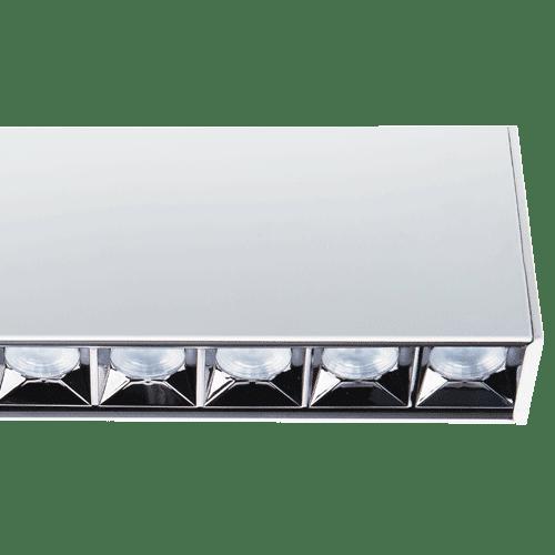 Glare Control Linear Lighting - Estrella Pro Round Aperture