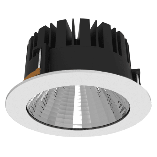 High Output Recessed Downlight