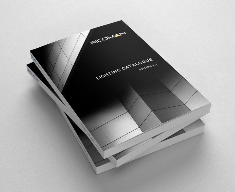 Ricoman Lighting Catalogue Edition 4.3