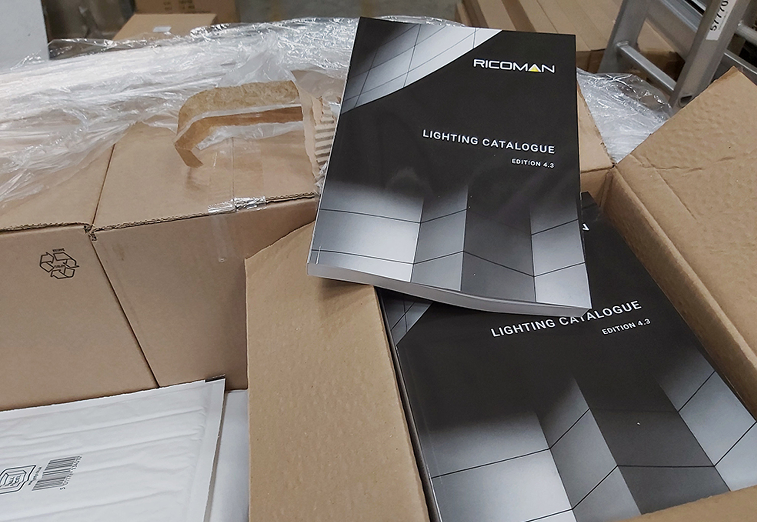 Ricoman Lighting Catalogue 4.3 Edition