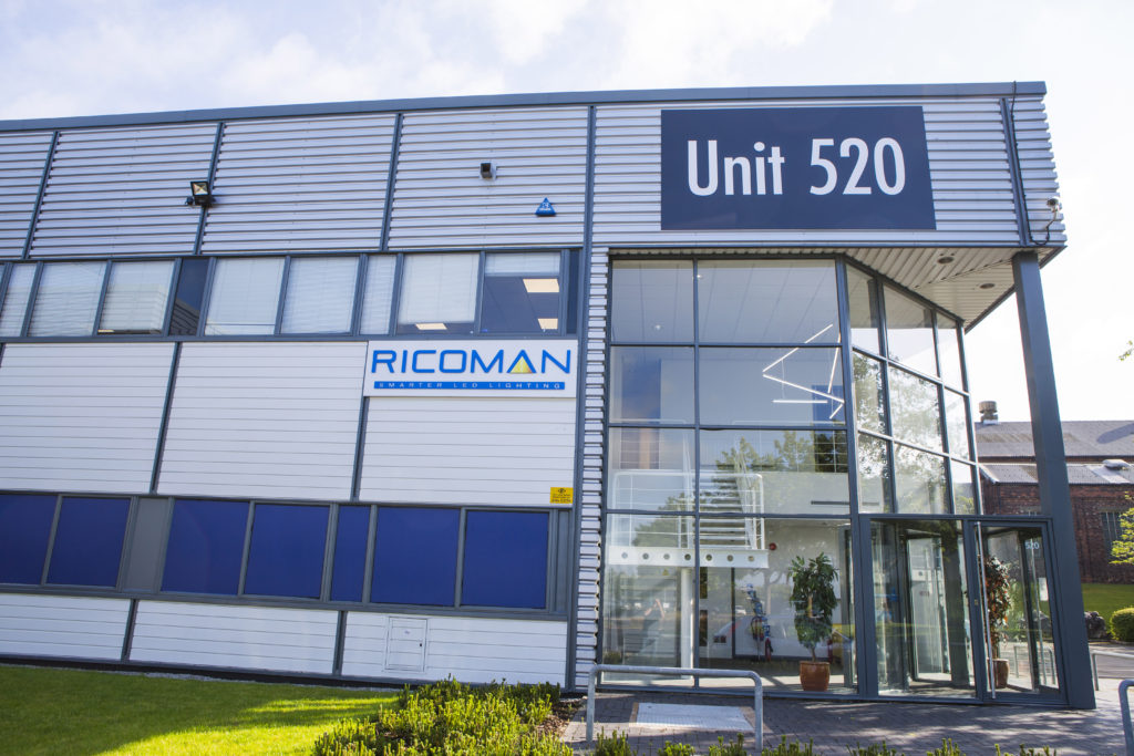Ricoman Lighting Offices and Warehouse